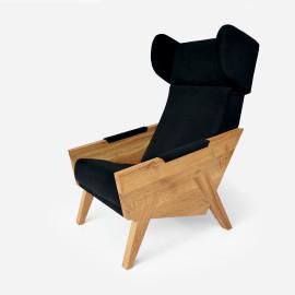 Fotel MEL013 WOOL