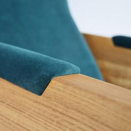Fotel MEL013 VELVET