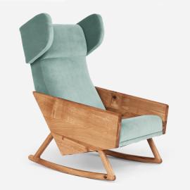 Fotel MEL015 VELVET