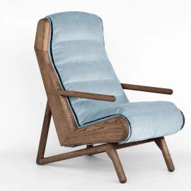 Fotel MEL016 VELVET