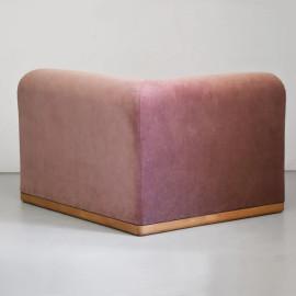 Fotel MEL017 VELVET