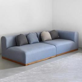Fotel tapicerowany MEL018 VELVET