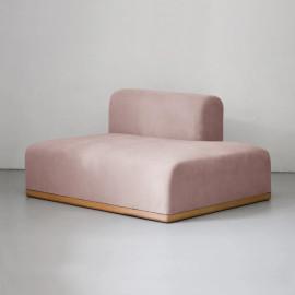 Fotel MEL019 VELVET