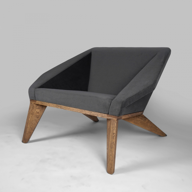 Fotel tapicerowany TA002